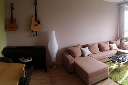 Fully equipped apartment with beautiful panorama - Budapest - Lejlighed