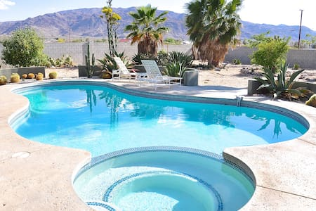 The Old Dale Compound Pool House - Twentynine Palms - Hus