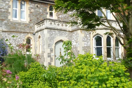 Lovely big quiet old house in the heart of Redland - Bristol - Maison