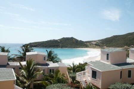 Guana Bay Beach Villas- St. Maarten - Philipsburg