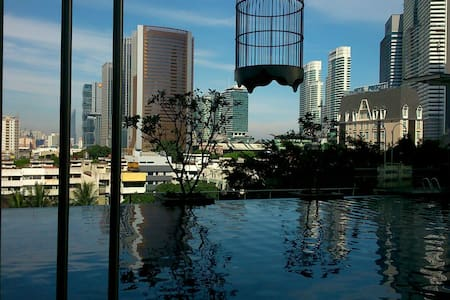 Double Deluxe Room-1 @ Dua Sentral KL - Apartment