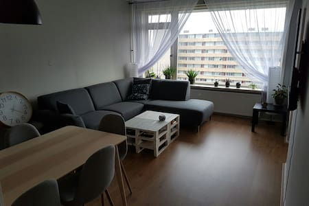 Room for two/three guests Osdorp - Amsterdã - Apartamento