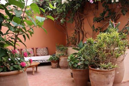 Tifawin Home&Garden, 3bedroom house Mirleft Centre - Mirleft - Haus