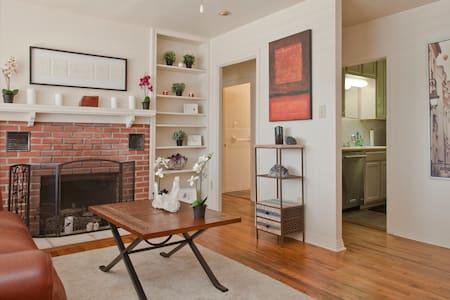 Cozy Hilltop Home in Downtown Austin - Austin - Apartment