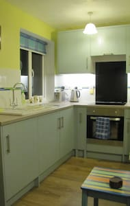 Pear Tree Cottage apartment, Double bed+sofa bed. - Hickling - Apartament