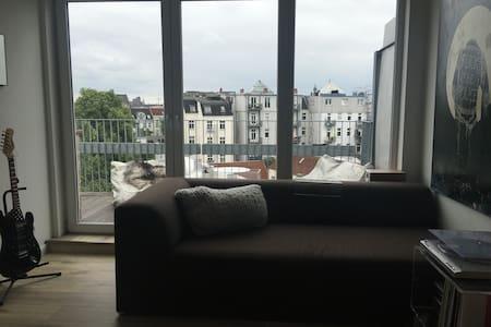Puristisches Loft mit Teerasse im Schanzenviertel - Amburgo - Loft