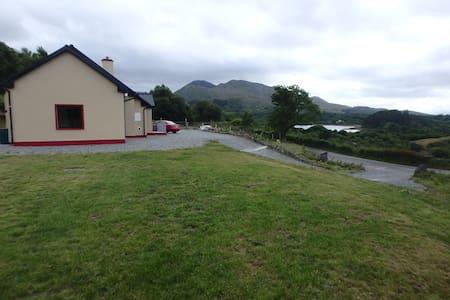 Beautiful house, Lauragh, Beara penisula