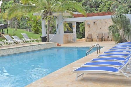VB - Apt 8 - pool & hot tub - Daire