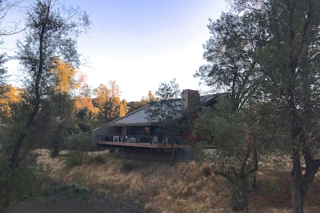 Architectural sanctuary five miles from Idyllwild - Idyllwild