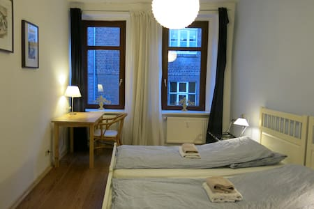 Twin Room in der Altstadt - Rumah