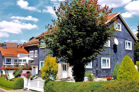 Wandern im Thüringer Wald - Apartment