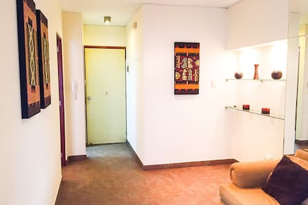 Cozy apartment in the heart of Miraflores - Miraflores