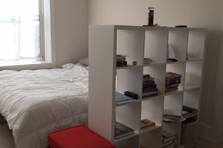 Bright Studio in Columbia Heights - Washington - Apartment