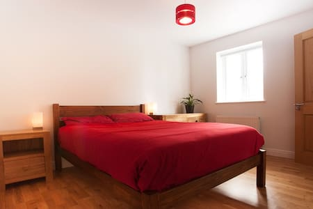 Double Room with Ensuite, Clean Quiet Filton House - House