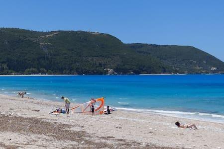Villa Menta - Agios Ioannis beach - Lefkada - Huis