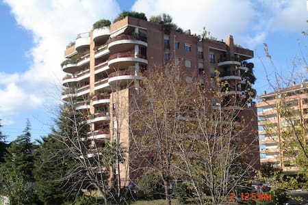 elegant fla in EUR in the business area - Apartment