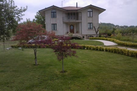 La casa immersa nella tranquillità e nella natura - House