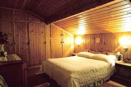 Appartamento mansardato stile tirol - Coredo - Huoneisto