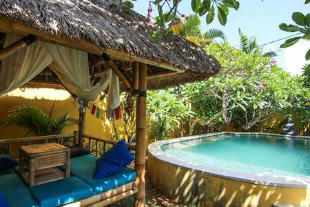 300 m walk to Canggu Beach - Cozy 2 BR Villa - Kuta Utara - Villa