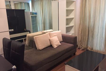 Clean, minimalist, strategic 2BRapt - Jakarta Pusat