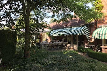 La Maison Rivière - Casa