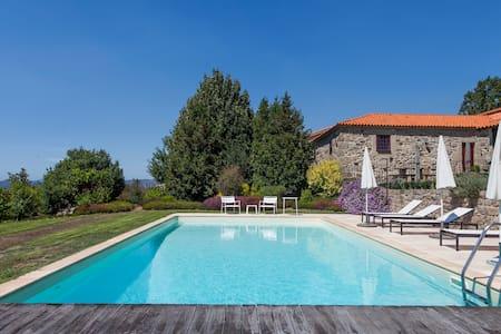 Casa da Lebre - Casa de campo com piscina - Infesta