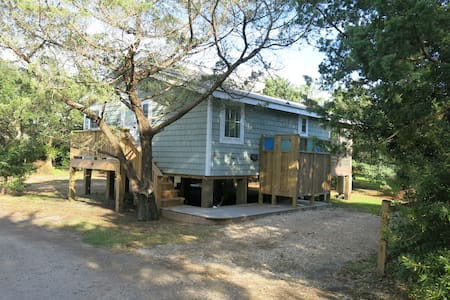 24, Mark's Path - Ocracoke - Casa