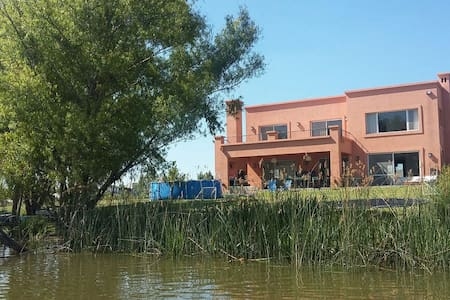 ALQUILER DE VERANO Casa a la laguna - Benavidez