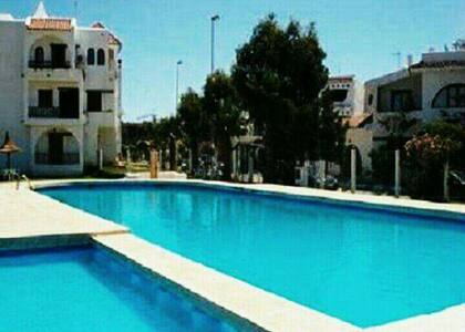 Bel appartement Cabo Negro - Appartement