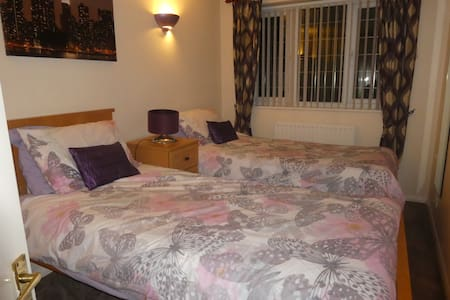 Spacious and Friendly Room in Cambridge. - Huis