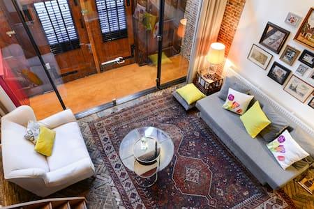 ROMANTIC new loft in old building! - Amsterdam