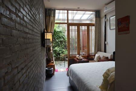 杜若独院大床房 - Jiaxing - Bed & Breakfast