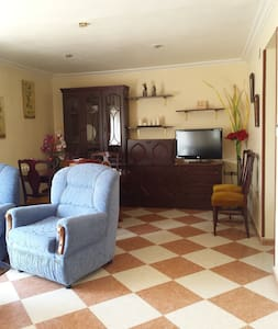 Apartamento cercano a Mérida - Lägenhet