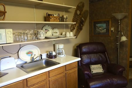 Kenai Riverfront  Cozy Studio - Bungalow
