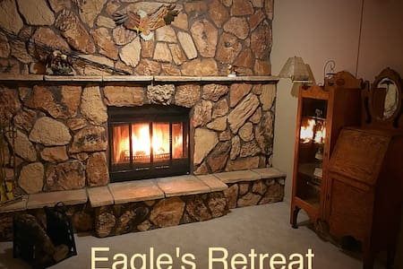 """Eagle's Retreat"" Vacation Cottage - Gladstone - Ev"