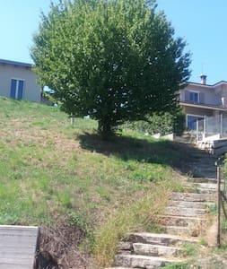 Mini alloggio in Villa - Piozzo - Wohnung