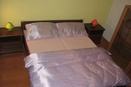 Prostorný byt v atraktivní oblasti - Zašová - Apartment