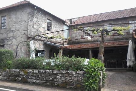Adega do Lagar Room 1 Quiet Village in NW Portugal - Covas