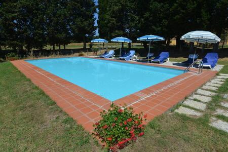 Appartamento charme in oasi naturale Toscana - Collesalvetti - Wohnung