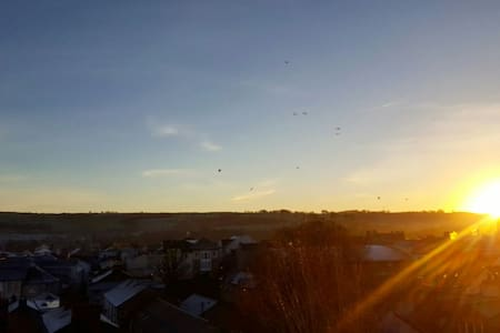 AMAZING VIEW - COSY ATTIC ROOM - Kendal