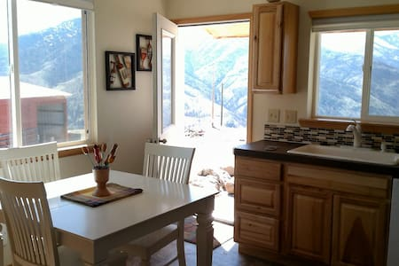 PRIVATE MOUNTAIN GETAWAY - Pateros - Other