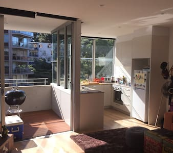 Cozy Modern Apartment in Bondi - Bondi - Apartment
