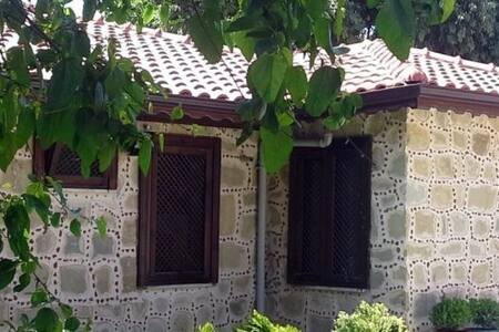 Antalya Side Tas Müstakil Ev 1482 - Side Belediyesi - Appartamento