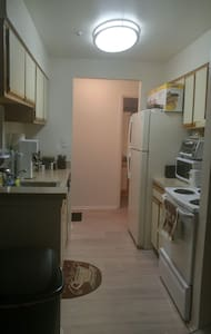 Cozy 1 BDRM apt. LOTS of snacks! - Apartamento