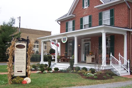 Historic 1881 Main Street Home - Purcellville - Altres