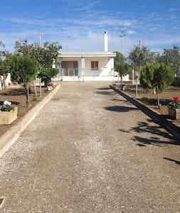VILLA CHIARA ELEGANTE VILLA SINGOLA - Matera - Villa