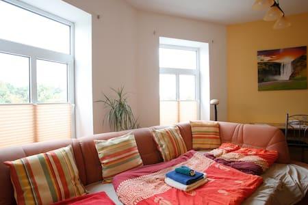 Schönes Zimmer in Wassernähe, zentral gelegen! - Apartamento