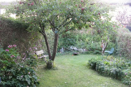 Happy house + garden with great travel links - Casa