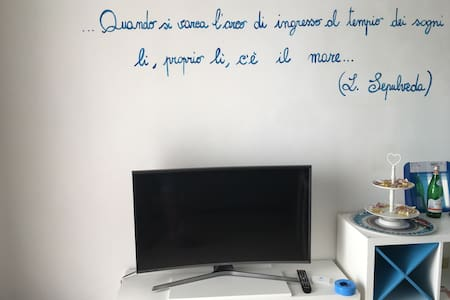 Boccolicchio Home - Gargano - Manfredonia - Maison