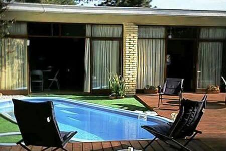 Excelente en la barra 3d y piscina - La Barra